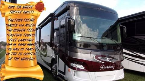 2017 Forest River Berkshire XL 40 BH for sale in Elkhart, IN