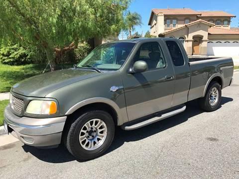 2002 Ford F-150 for sale in Colton, CA