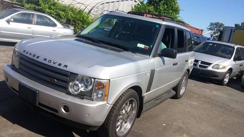 2004 Land Rover Range Rover for sale in Bay Shore, NY