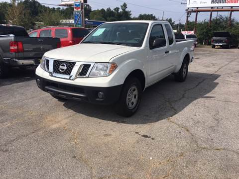 2015 Nissan Frontier for sale in Gainesville, GA