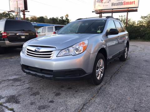 2012 Subaru Outback for sale in Gainesville, GA