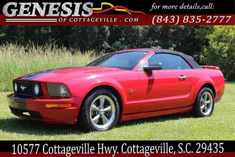 2006 Ford Mustang for sale in Cottageville, SC