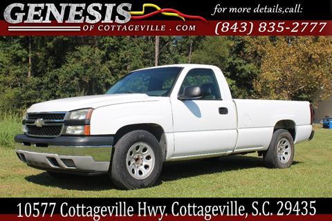 2006 Chevrolet Silverado 1500 for sale in Cottageville, SC