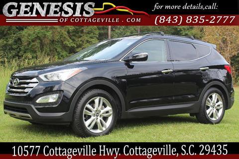 2013 Hyundai Santa Fe Sport for sale in Cottageville, SC