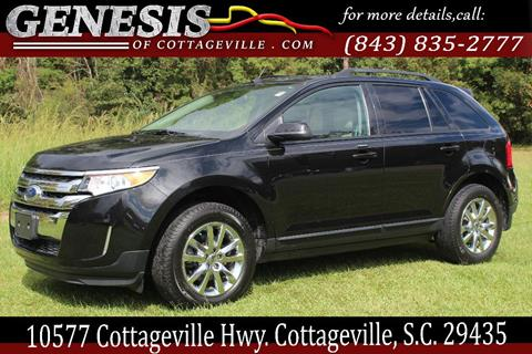 2013 Ford Edge for sale in Cottageville, SC