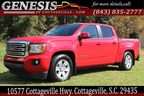 2015 GMC Canyon for sale in Cottageville, SC