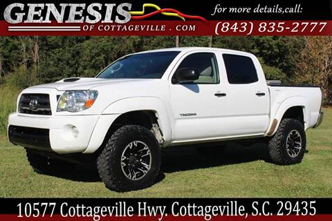 2005 Toyota Tacoma for sale in Cottageville, SC