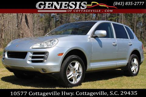2009 Porsche Cayenne for sale in Cottageville, SC