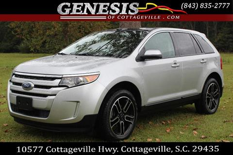 Ford Edge For Sale In Cottageville Sc