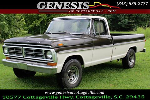 1972 Ford F-250 for sale in Cottageville, SC