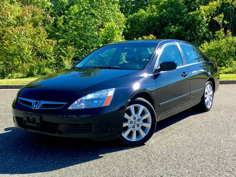 2007 Honda Accord for sale at ONE NATION AUTO SALE LLC in Fredericksburg VA