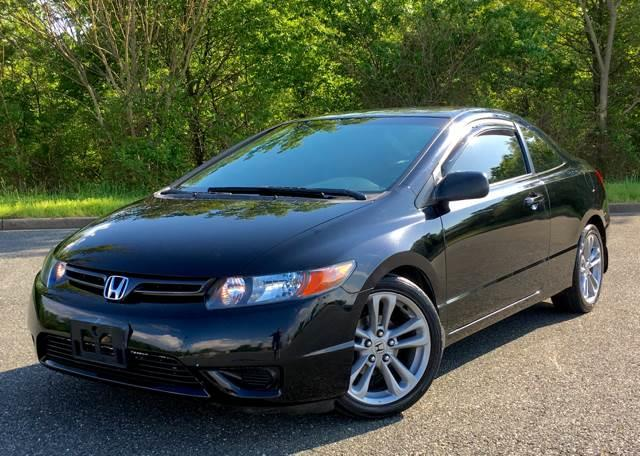 2007 Honda Civic LX 2dr Coupe 18L I4 5A