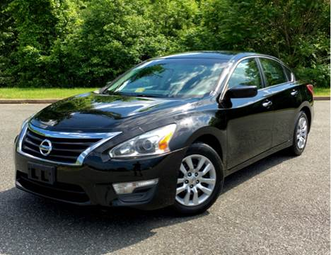 2013 Nissan Altima for sale at ONE NATION AUTO SALE LLC in Fredericksburg VA