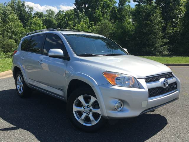 2010 Toyota RAV4 for sale at ONE NATION AUTO SALE LLC in Fredericksburg VA