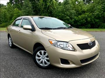2009 Toyota Corolla for sale in Fredericksburg, VA