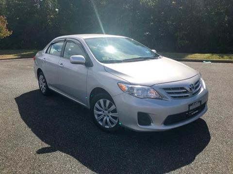 2013 Toyota Corolla for sale in Fredericksburg, VA