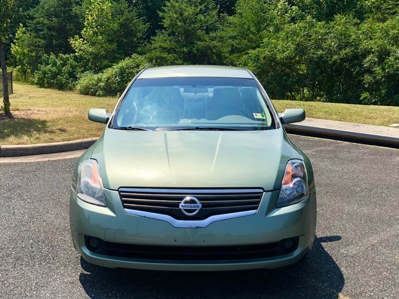 2007 Nissan Altima for sale at ONE NATION AUTO SALE LLC in Fredericksburg VA