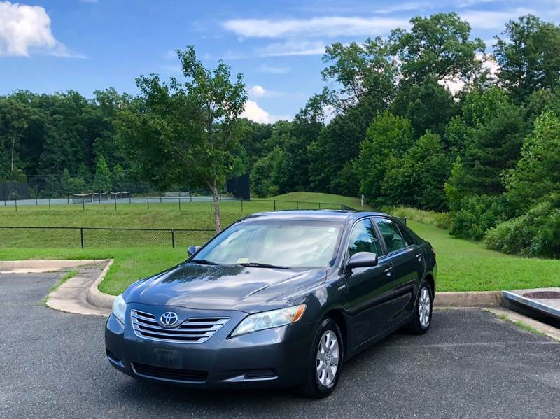 2009 Toyota Camry Hybrid for sale at ONE NATION AUTO SALE LLC in Fredericksburg VA