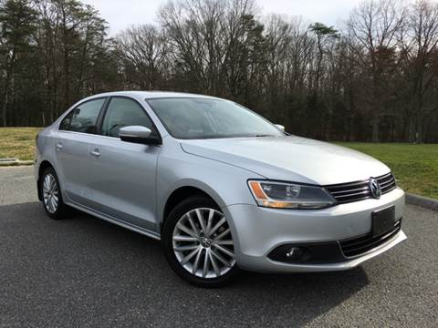 2011 Volkswagen Jetta for sale at ONE NATION AUTO SALE LLC in Fredericksburg VA