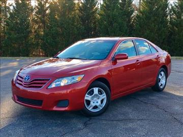 2011 Toyota Camry for sale at ONE NATION AUTO SALE LLC in Fredericksburg VA