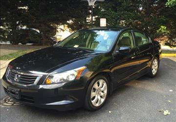 2008 Honda Accord for sale at ONE NATION AUTO SALE LLC in Fredericksburg VA