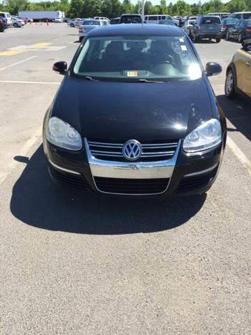 2008 Volkswagen Jetta for sale at ONE NATION AUTO SALE LLC in Fredericksburg VA