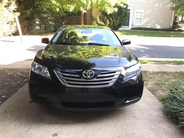 2008 Toyota Camry Hybrid for sale at ONE NATION AUTO SALE LLC in Fredericksburg VA