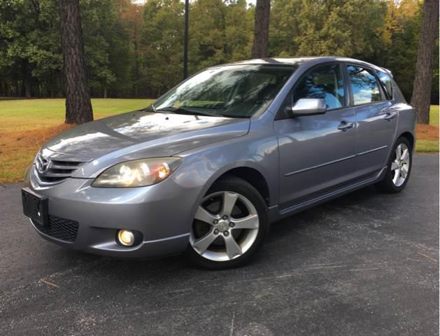 2004 Mazda MAZDA3 for sale at ONE NATION AUTO SALE LLC in Fredericksburg VA