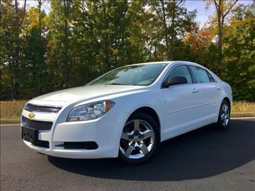 2012 Chevrolet Malibu for sale at ONE NATION AUTO SALE LLC in Fredericksburg VA