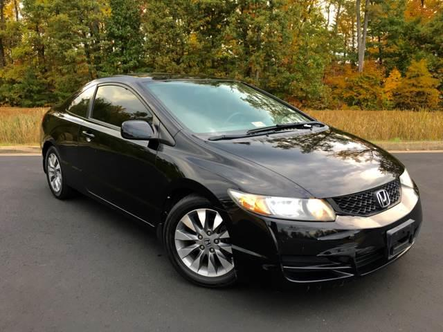 2009 Honda Civic EX 2dr Coupe 5A