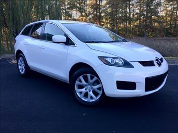 2007 Mazda CX-7 for sale at ONE NATION AUTO SALE LLC in Fredericksburg VA