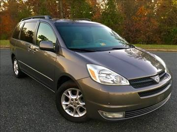 2005 Toyota Sienna for sale at ONE NATION AUTO SALE LLC in Fredericksburg VA
