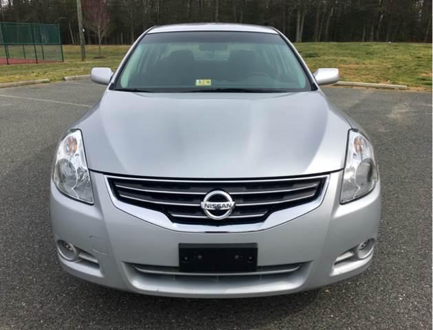 2012 Nissan Altima for sale at ONE NATION AUTO SALE LLC in Fredericksburg VA