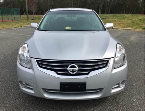 2012 Nissan Altima for sale at ONE NATION AUTO SALE LLC in Fredericksburg VA