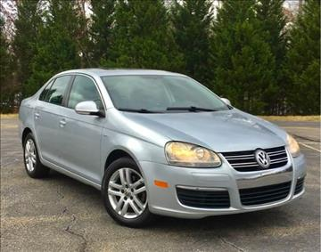 2007 Volkswagen Jetta for sale at ONE NATION AUTO SALE LLC in Fredericksburg VA