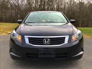 2010 Honda Accord for sale at ONE NATION AUTO SALE LLC in Fredericksburg VA