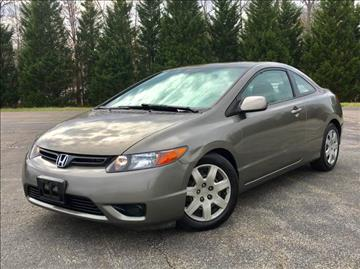 2008 Honda Civic for sale at ONE NATION AUTO SALE LLC in Fredericksburg VA