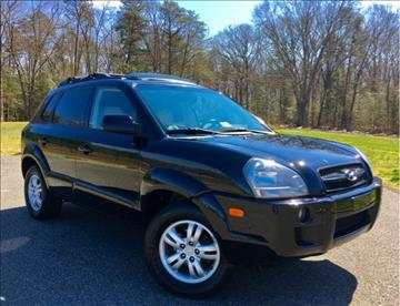 2006 Hyundai Tucson for sale at ONE NATION AUTO SALE LLC in Fredericksburg VA