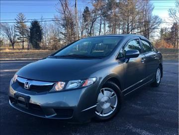 2010 Honda Civic for sale at ONE NATION AUTO SALE LLC in Fredericksburg VA