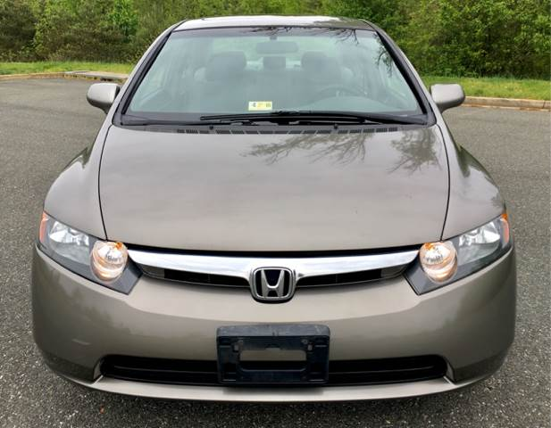 2006 Honda Civic EX 4dr Sedan W Automatic
