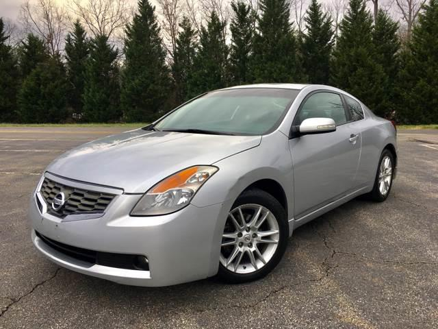 2008 Nissan Altima for sale at ONE NATION AUTO SALE LLC in Fredericksburg VA