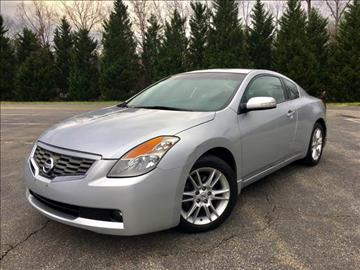 2008 Nissan Altima for sale at ONE NATION AUTO SALE LLC in Fredericksburg VA