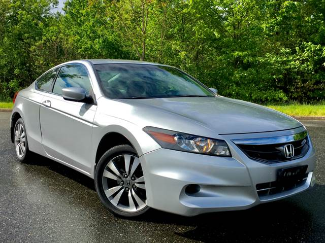 2012 Honda Accord LX S 2dr Coupe 5M