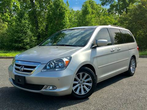 2007 Honda Odyssey for sale at ONE NATION AUTO SALE LLC in Fredericksburg VA