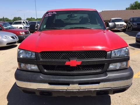 2004 Chevrolet Silverado 1500 for sale in Rochester, MN