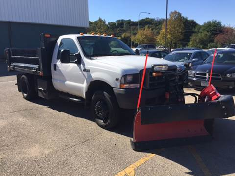 2003 Ford F-450 for sale in Rochester, MN