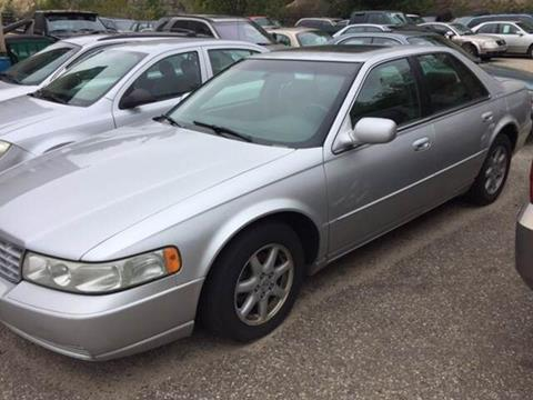 2001 Cadillac Seville for sale in Rochester, MN