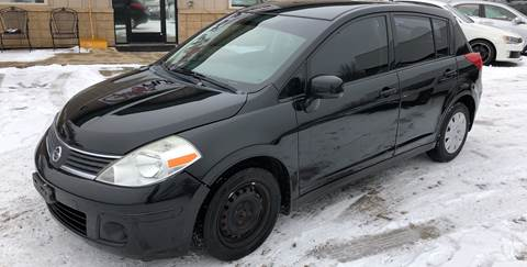 2009 Nissan Versa for sale in Rochester, MN
