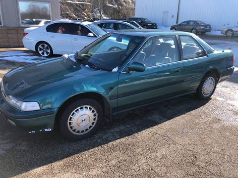 1990 Honda Accord for sale in Rochester, MN