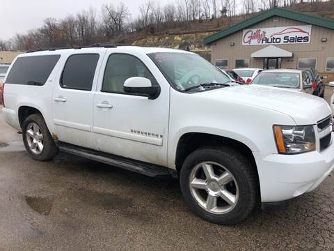 2007 Chevrolet Suburban LTZ 1500 for sale at Gilly's Auto Sales in Rochester MN